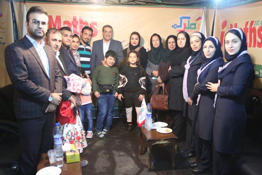 دکتر مسعود زاده باقری در گرد همایی بزرگ خانواده ها و کودکان