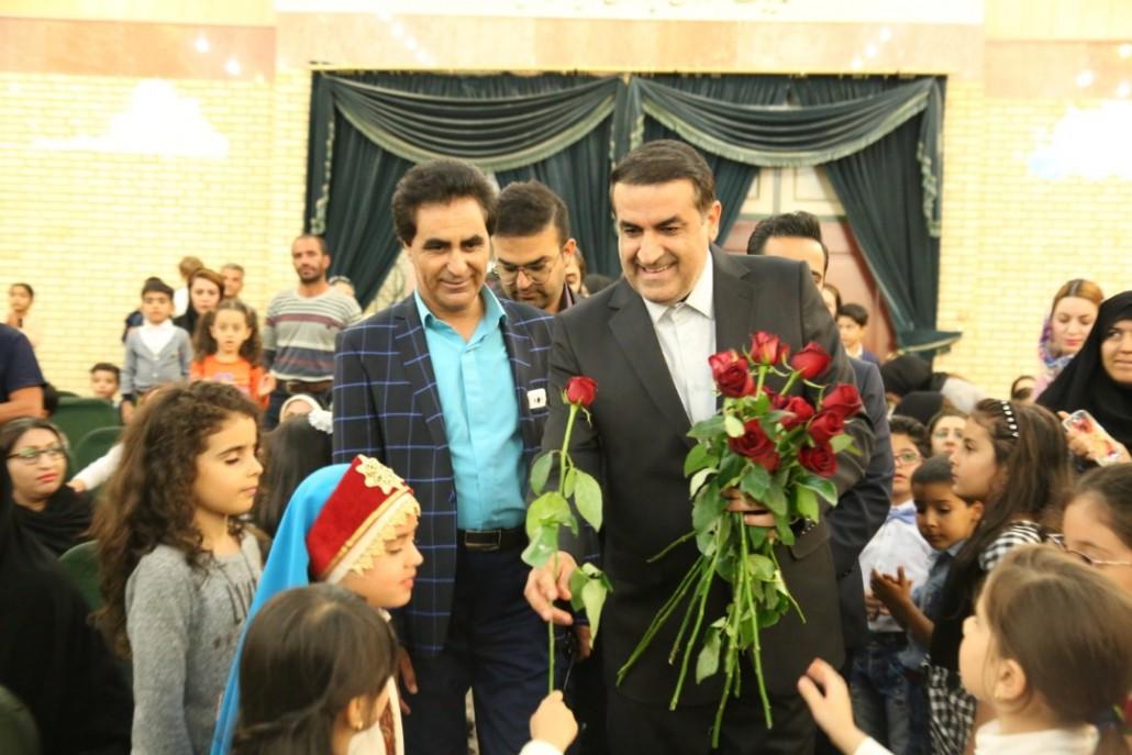 تجلیل از مقام آوران سیکاپ و جشنواره کشوری آی مت با حضور جناب دکتر مسعود زاده باقری