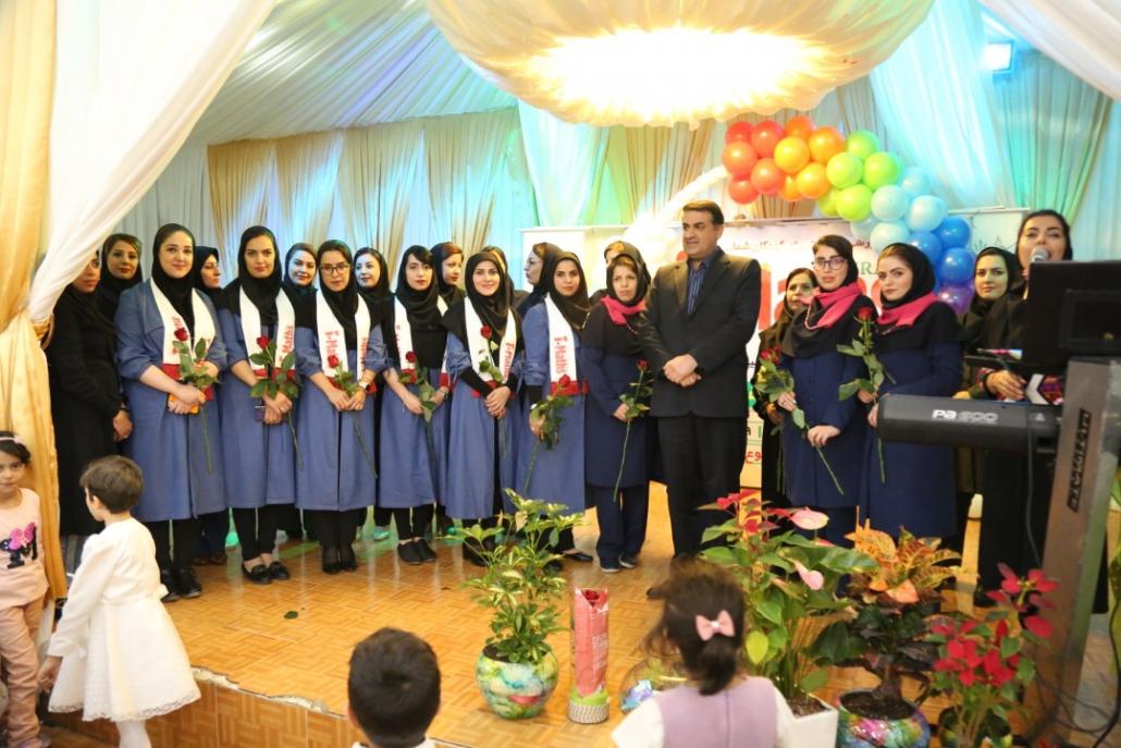 مراسم افتتاحیه ساختمان جدید نمایندگی مرکزی والفجر با حضور جناب دکتر مسعود زاده باقری