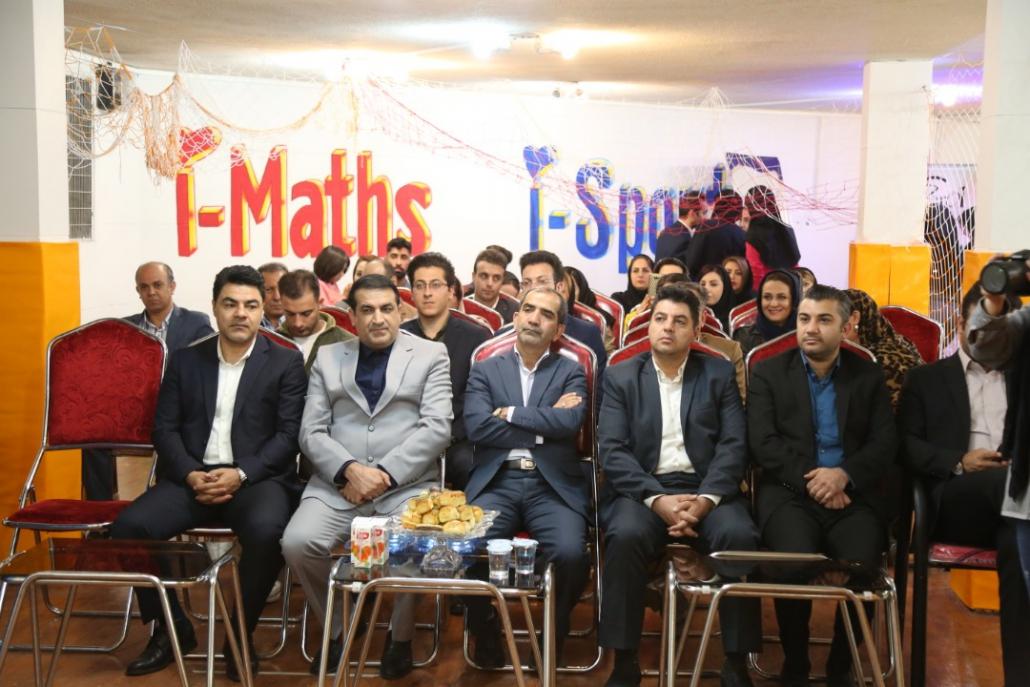 افتتاحیه مجموعه ورزشی کودک i_sport با حضورجناب دکتر زاده باقری