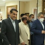 بازدید سردار اسدی معاون وزیر دفاع از دفتر مرکزی