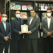 مراسم تجلیل از کمیته های برتر هیأت ورزش های همگانی استان فارس با حضور جناب دکتر زاده باقری